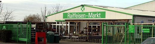 Raiffeisen Markt Rwz Agrarlager Kerken Aldekerk Raiffeisen Waren